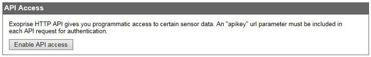 CloudReady Sensor Data API
