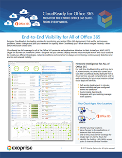 CloudReady Complete Office 365 Monitoring Datasheet