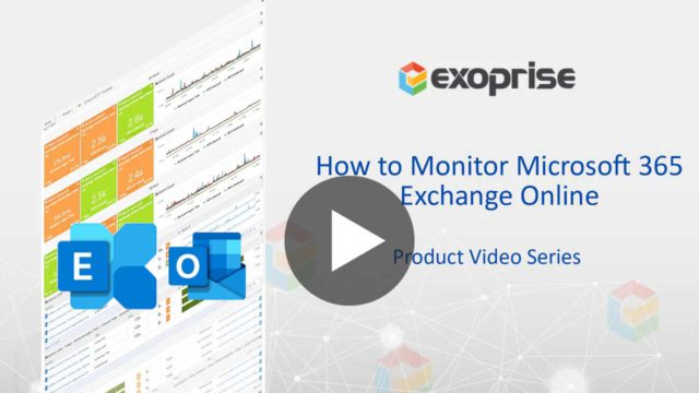 How to Monitor Exchange Online