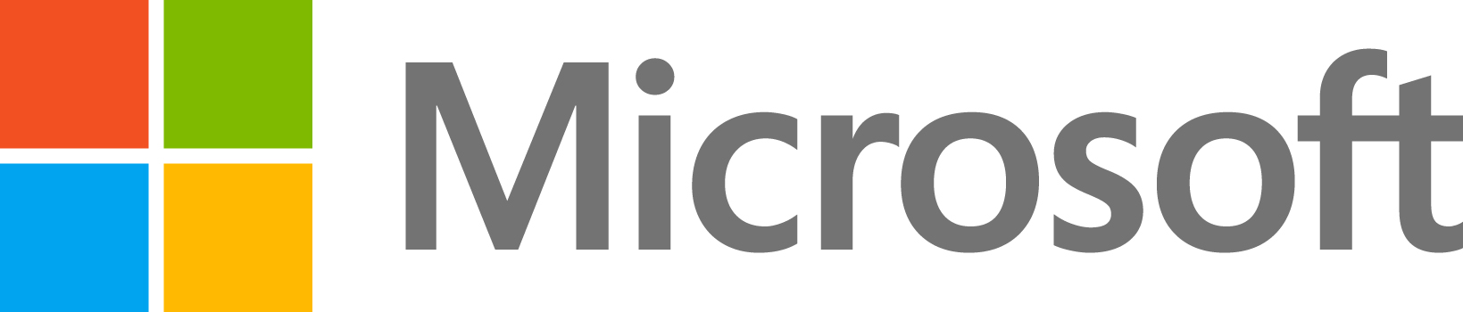 MSFT Logo Rgb C Gray D