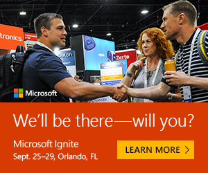 Connect With Exoprise At Microsoft Ignite