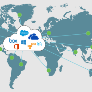 Cloud Monitor of SaaS from All Vantage Points