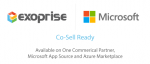 Exoprise Co-Sell Ready In The Azure Marketplace
