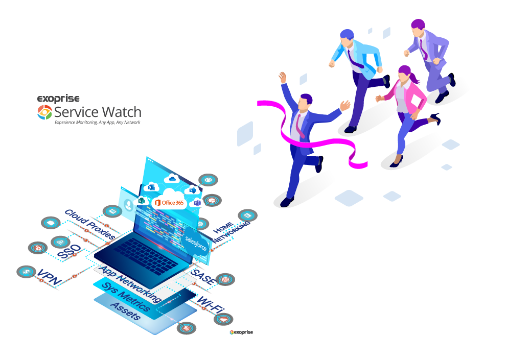 Exoprise Beating Competition In Digital Experience Monitoring