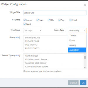 Sensor Grid Configuration