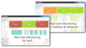 Digital Experience Monitoring for Browsers and Desktops