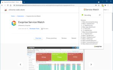 Service Watch Install Chrome Web Store
