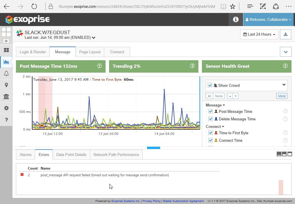 Monitor Microsoft Teams, Slack, and Yammer | Exoprise