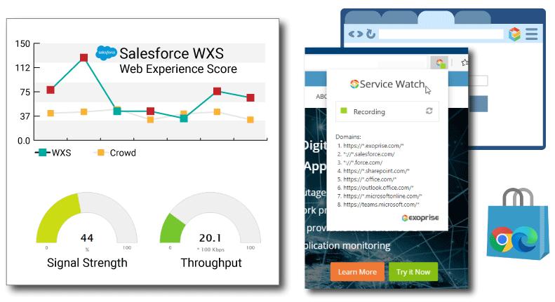 Web Experience Scoring